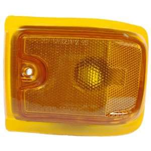 OE Replacement Chevrolet Van/Express Front Driver Side Marker Light