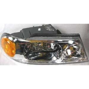 02 LINCOLN BLACKWOOD HEADLIGHT RH (PASSENGER SIDE) TRUCK (2002 02) 20