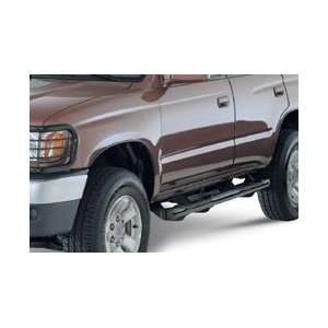 Westin 25 1455 Signature Series Round Nerf Bars   Black, for the 1999