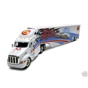 Speed Racer Peterbilt Hauler Trailer 1/64 Toys & Games