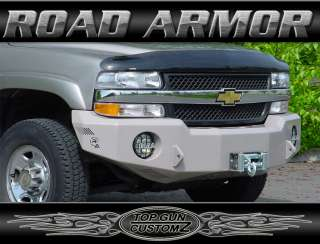 00 02 Chevy 2500HD/3500 Road Armor Stealth Front Bumper