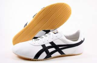 HL301.0190] ASICS ONITSUKA TIGER TAI CHI MENS WHITE/BLACK SIZES 8 TO