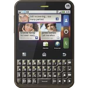 Motorola Charm MB502 Unlocked Android Quad Band GSM Phone