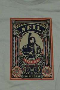NEIL YOUNG all sizes new T SHIRT S M L XL rock