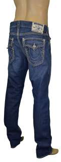 True Religion Brand Mens Super T Relaxed Jeans $321.00