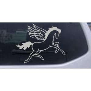 Pegasus Horse Enchantments Car Window Wall Laptop Decal Sticker