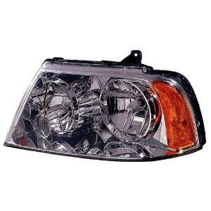 Depo 331 1189L ACN Lincoln Navigator Driver Side Replacement Headlight