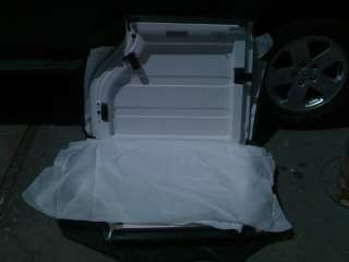07 10 Jeep Wrangler Hard Top Freedom Panels Storage Bag