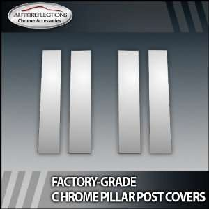 04 12 Ford F 150 / Mark Lt 4Pc Chrome Pillar Post Covers