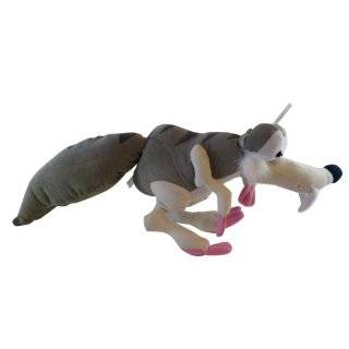Ice Age Scrat Plush   Squirrell Ice Age Stuffed Animal