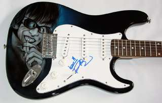 Rolling Stones Keith Richards Signed Custom Guitar PSA DNA LOA UACC RD