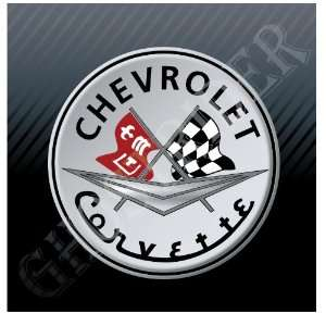 Chevrolet Corvette Sport Racing Engine Power Vintage