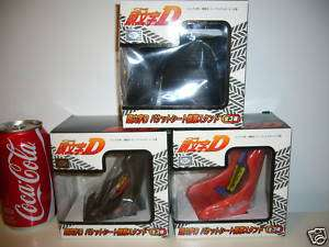 CELL PHONE STAND F1 RACE CAR TIRE SEAT BELT SET JAPAN ANIME COSPLAY US
