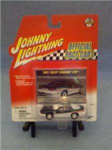 Johnny White Lightning   1993 CHEVY CAMARO Z28  Official Pace Cars