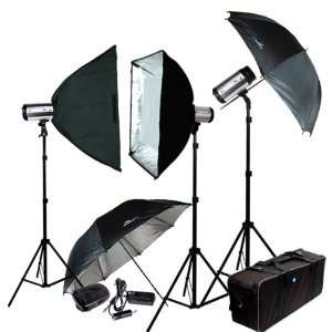 Photography Studio Strobe Flash Light Kit, AGG403