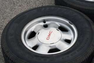 16 GMC Yukon Savana Sierra OEM Factory Wheels & Tire