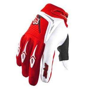 Fox Racing 360 Gloves   11/Bright Red Automotive