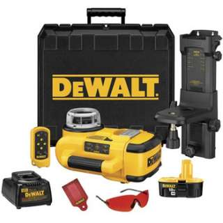 DEWALT 18V Cordless Self Leveling Interior Laser Kit DW079KI NEW