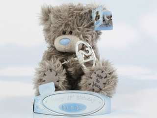 Me To You Tatty Teddy Bear Happy 21st Birthday with Key Gift 6