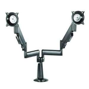 Chief KCY220B Dual Monitor Height Adjustable Desk Mount