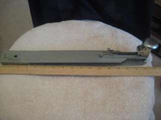 ACE PILOT 12 MODEL 412 LONG REACH STAPLING STAPLER