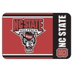 North Carolina State Wolf Pack NCAA Welcome Mat (20x30