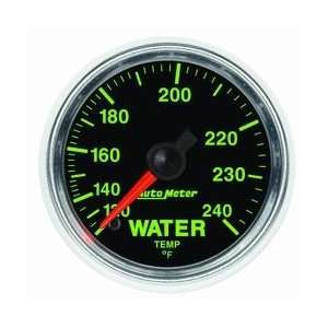 Auto Meter 3832 GS Mechanical Water Temperature Gauge