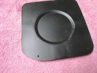 Shelby and Mustang Heater delete Plate 1965/66