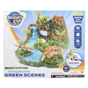 Discovery Kids Smart Animals Green Scenes Wave 2 Toys & Games