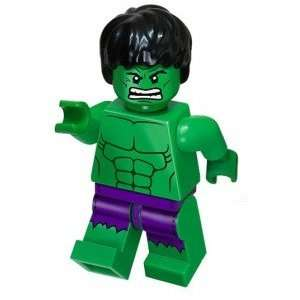 LEGO Marvel Super Heroes Exclusive Mini Figure Hulk with