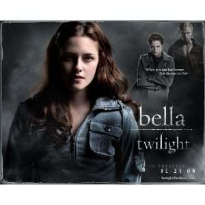 Twilight Movie Poster Bella