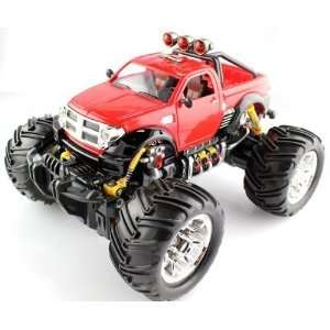 116 Dodge RAM Monster Truck RC Remote Control car with