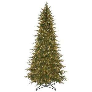 9 Slim Frasier Fir Pre Lit Artificial Christmas Tree