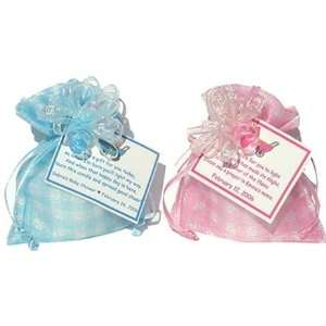 Votive Baby Shower Candle Favor