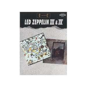 Classic Led Zeppelin III & IV   Bass Guitar Personality