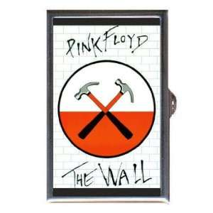 PINK FLOYD THE WALL 2 HAMMERS Coin, Mint or Pill Box Made