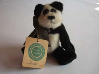 Boyds Bears Investment Archive Collectables Panda Bear