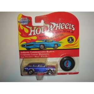 hot wheels 1993 red line purple classic nomad vintage