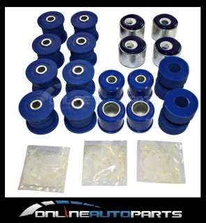 Full Suspension Bush Kit Nissan Patrol GQ GU Coil Ute