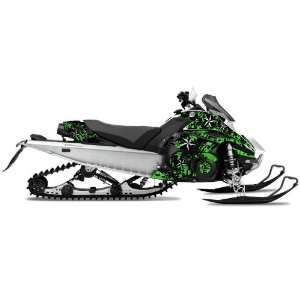 AMR Racing Yamaha Fx Nytro Sled Snowmobile Graphics Decal