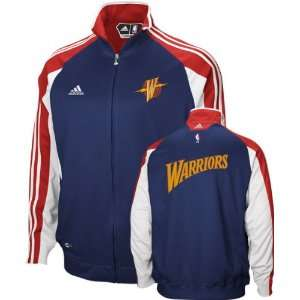 Golden State Warriors NBA On Court Player Track Jacket
