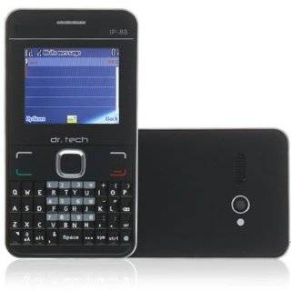 SVP IPro I6 Black QuadBand, Qwerty keyboard Dual SIM Mobile Phone