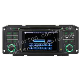 Navigation System for 1999 2004 Jeep Grand Cherokee & Dodge & Chrysler