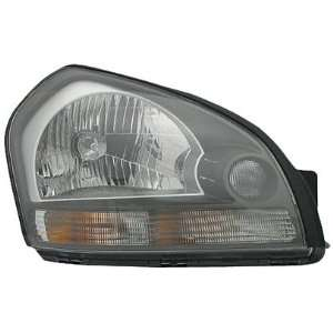 OE Replacement Hyundai Tucson Passenger Side Headlight