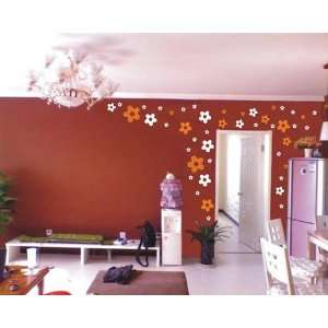 Large  Easy instant decoration wall sticker decor Decor