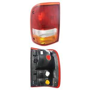 This is a Brand New Aftermarket Tail Light Fits Ford Ranger STX/Splash
