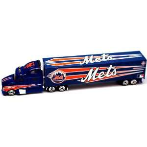 Press Pass New York Mets Diecast Tractor Trailer