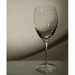 Wine Glass Large (Set of 4)   Plain; Mouth Blown Crystal Glasses Wine