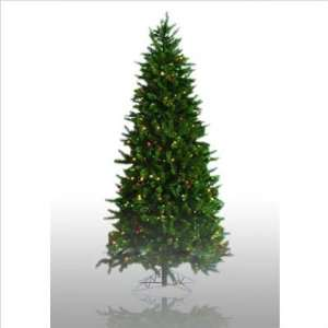 Spruce Artificial Christmas Tree Light Color Multicolored Lights