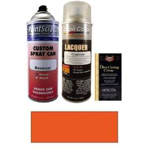 12.5 Oz. Hemi Orange Irid Spray Can Paint Kit for 1970 Dodge All Other